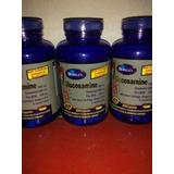 Glucosamina Chondroitin & Msm X 200 Capsulas Berkly