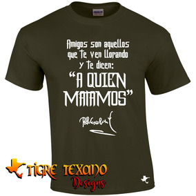 Playera Series Tv Pablo Escobar Mod. 08 Tigre Texano Designs