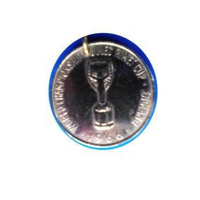 Antigua Medalla Coleccionable Inglaterra 1966(leer.ver)