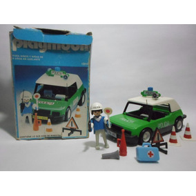 Playmobil Vintage Patrulla Set 3215 Aurimat D 1987 En Caja