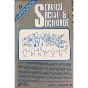 Livro Serviço Social & Sociedade. Volume 8 Vários Autores