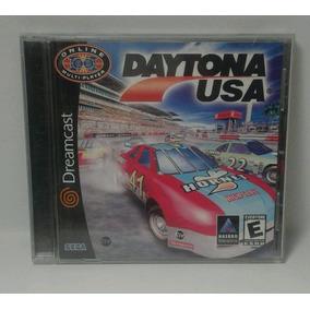 Daytona Usa - Dreamcast Usado Blakhelmet Sp