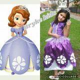 Disfraz Disfraces Princesa Sofia Niña