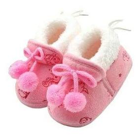 Lindo Sapato / Botinha Bebê Rosa