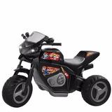 Triciclo Moto Elétrica Turbo Infantil Criança Com Até 30kg