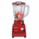 Licuadora Oster Plástica 2 Velocidades Roja