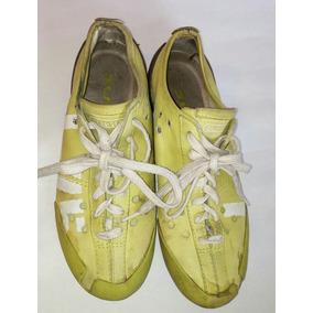 Jump Zapatos De Cuero 100%originales Talla 38