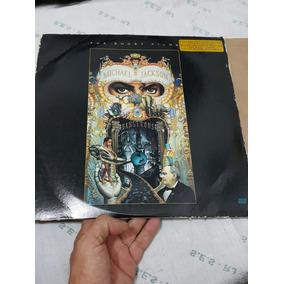 Michael Jackson Laser Dangerous Nao Lp Vinil