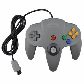 Controle Nintendo 64 Console Video Game N64 Novo