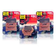 Pastillas Freno Ebc Hh Juego Bmw F 800 R 2009-2014