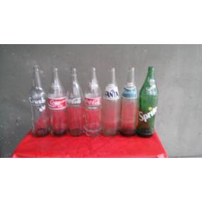 Botellas Antiguas Coca ,fanta ,crush ,sprite En Varias Versi
