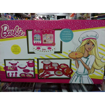 Set De Cocina Barbie Super Glam