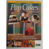 @bazar Libro Pop Cakes Marcela Capó