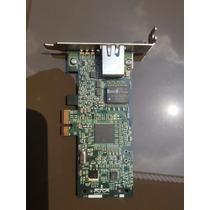 Tarjeta De Red Pci Express Broadcom Cn-0yj686 Bajo Perfil