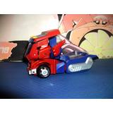 Transformers Animated : Optimus Prime