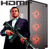 Pc Armada Amd Gamer A4 4000 Fm2 Hdmi Ddr3 4gb 1tb