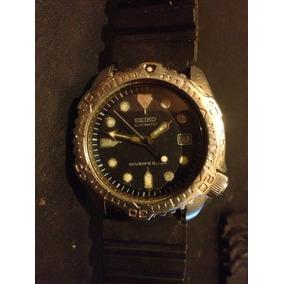 Relógio Seiko Diver 200m Mergulho 100% Original Automático