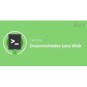 Curso Java Web Com Spring, Javascript E Bootstrap