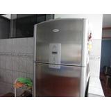 Refrigeradora De Tamaño Grande Whirlpool 2 Puertas