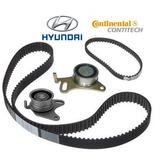 Kit Correia Dentada Hyundai Hr 2.5 8v Tdi 2010 2011 2012