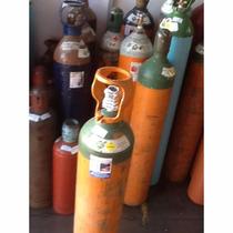 Tanque Cilindro Oxigeno Industrial Oxigenoterapia 8 O 6 M