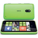Smartphone Nokia Lumia 620 Windows 8 5mp Wi-fi 8gb Gps Verde