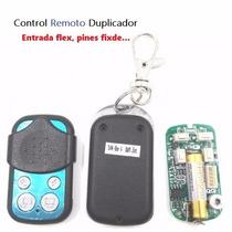 Control Remoto Para Clonar Codigo Fijo H618 Entrada De Pines