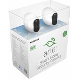 Set 2 Camaras De Seguridad Netgear Arlo Smart Home Inter/ext
