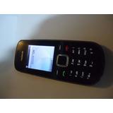 Celular Nokia 1661 2 Funcionando Sem Carregador