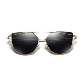 Oculos Preto Blogueira De Sol - Óculos no Mercado Livre Brasil a1b811bf61