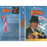 Quien Engaño A Roger Rabbit Vhs Robert Zemeckis Bob Hoskins