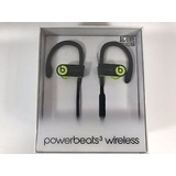 Power Beat 3 Wireless Active Collection Shock Yellow Aud08