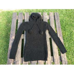 Sweater De Bucle C/capucha, Por Mayor Y Menor..remeras Gaia