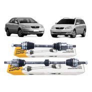 Par Semi Eixo Corolla Fielder 1.8 Autom 2002 A 2008 C/abs