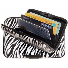 Cartera De Aluminio Alluma Wallet Protege Tus Tarjetas