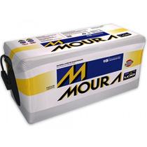 Bateria Moura 150 Amperes Caminhão Ônibus Trator