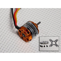 Motor Eletrico D2826/10 1400kv +spinner +montante +terminais