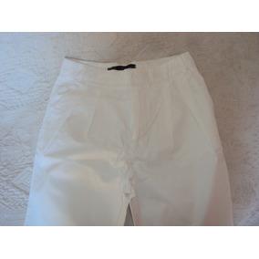 Calça De Sarja Masculina Zara Basic Tamanho 34