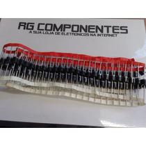 Diodo Retificador 6a10 6 Amperes / 1000 Volts Com 1mil Pçs
