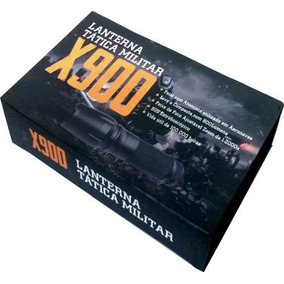 Lanterna Tatica Militar X900 Original Led 8000 Lumens 2000x