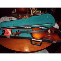 Violin 4/4 Copy Antonius Stradivarius 1713 Made West Germany