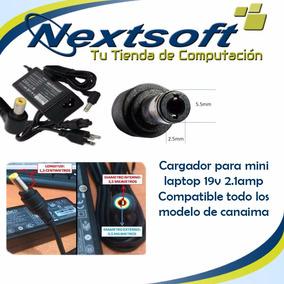 Cargador Compatible Para Toshiba Y Ca#aima Nextsoft