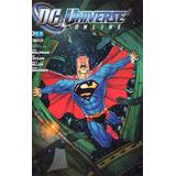Dc Universe Online Nº 8, Ed. Ecc Argentina. Autores Varios.