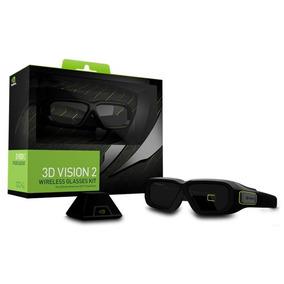 Oculos 3d - Nvidia 3d Vision 2 (wireless Glasses Kit) - 942-