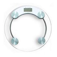 Balança Digital Vidro Humana 180kg Academia Banheiro Dieta