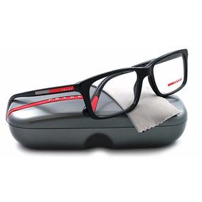 Lentes Gafas Oftálmicos Prada Sport Ps02cv Made In Italy