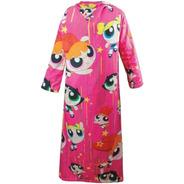Cobertor Com Mangas As Meninas Super Poderosas 10070580