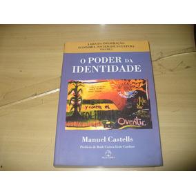 Livro O Poder Da Identidade Vol Ii Manuel Castells