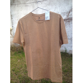H & M Remeras Slim Fit Talle M