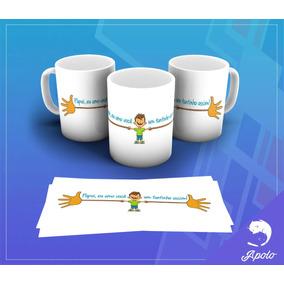 Caneca Cerâmica Personalizada Dia Dos Pais 049